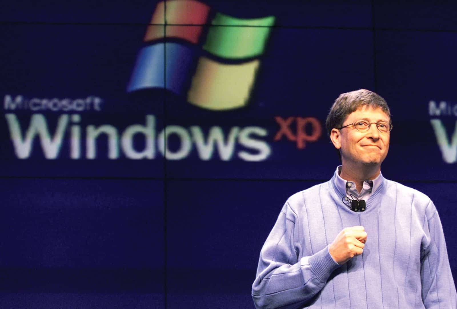 Bill Gates Early Business Success