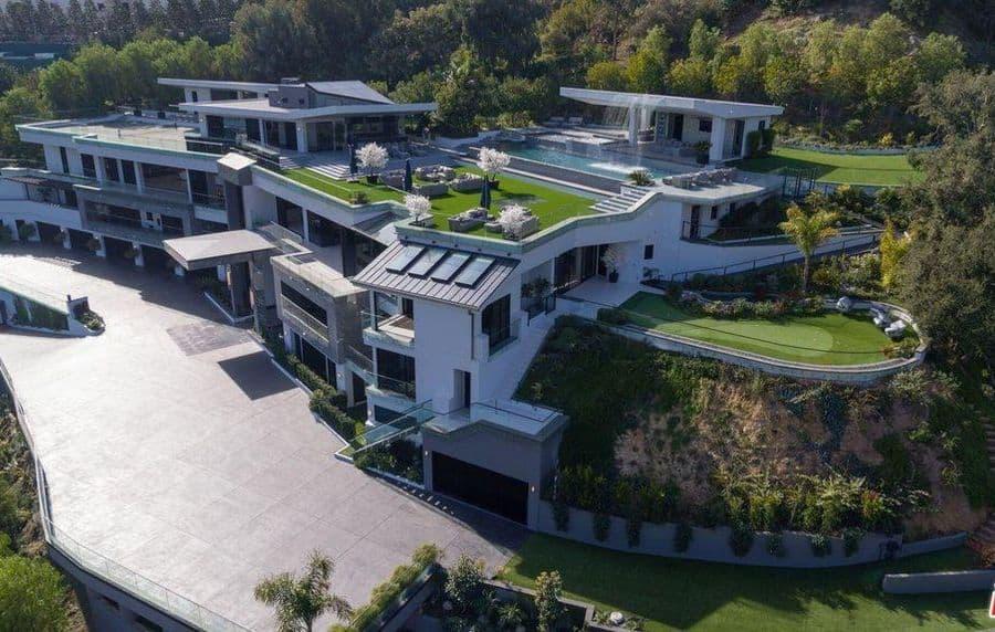 Dan Bilzerian Real Estate Holdings