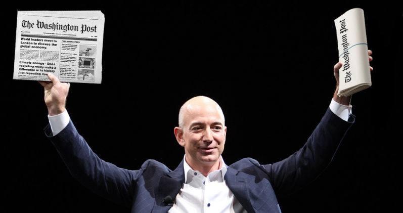 Jeff Bezos Washington Post