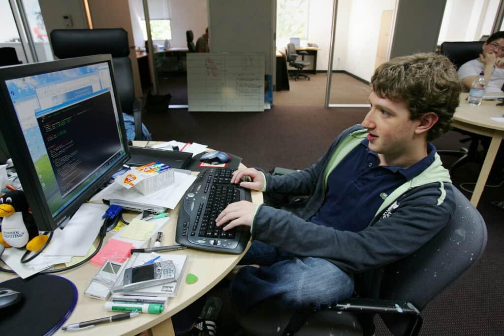 Mark Zuckerberg Early Life