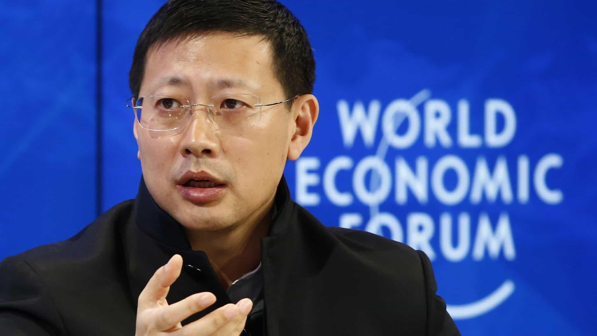 Neil Shen Deutsche Bank