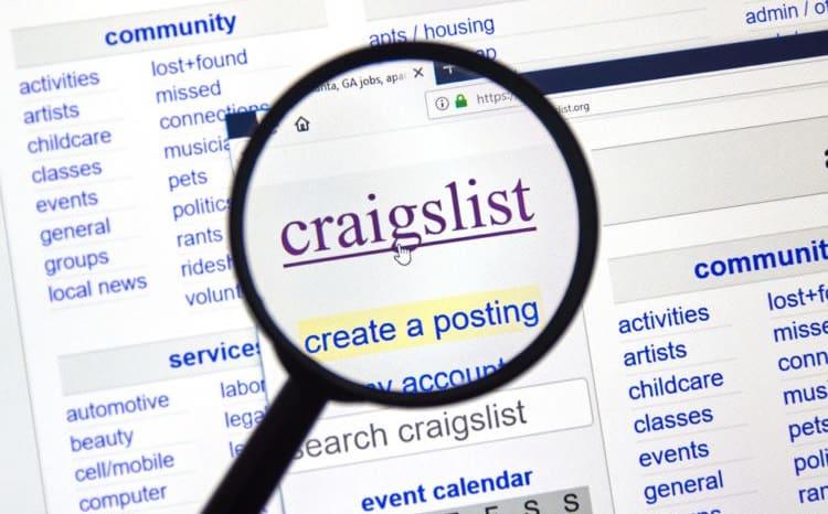 History of Craigslist