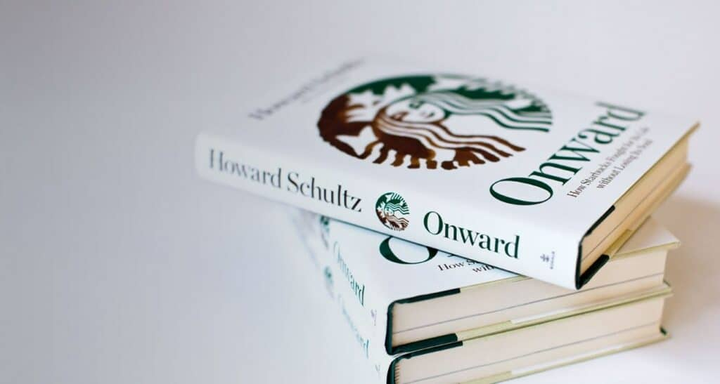 Howard Schultz Book