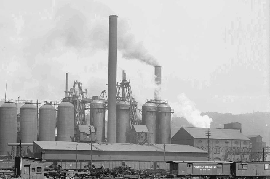 JP Morgan Steel