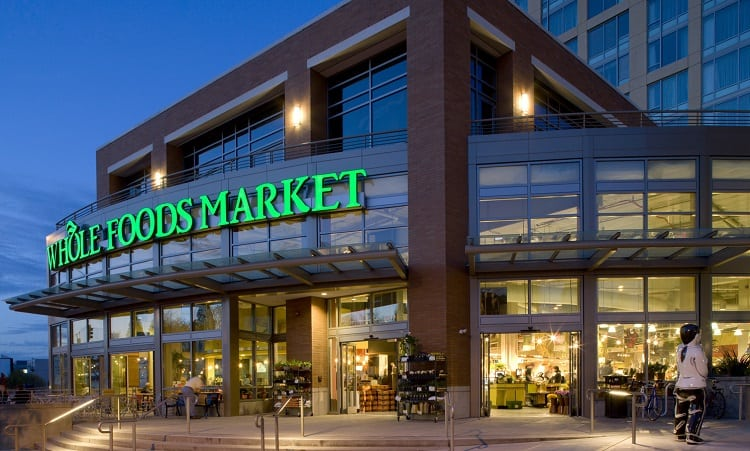 Whole Foods Values