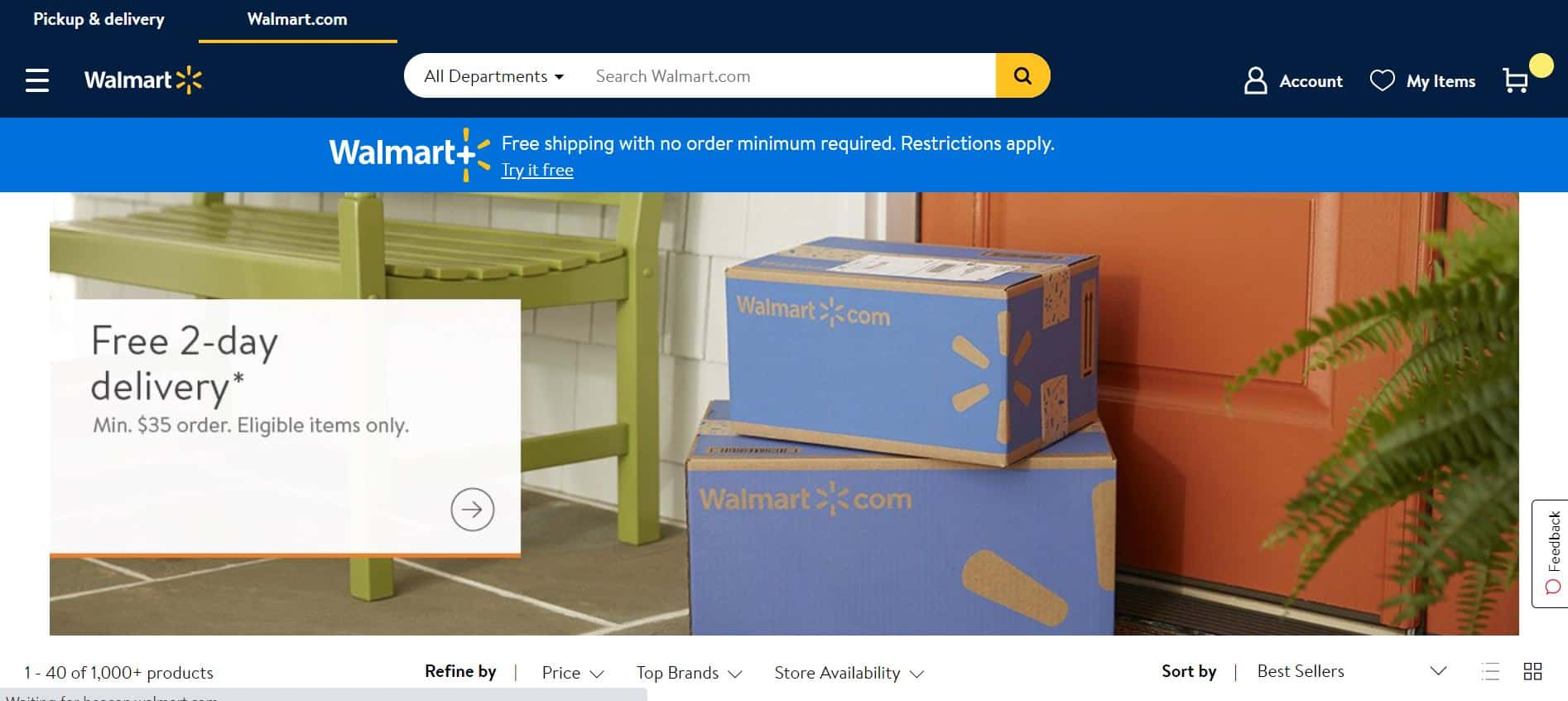 To show readers how Walmart tends to use promotions on its website to increase conversions.